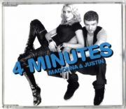 4 MINUTES - UK CD SINGLE (W803CD2)
